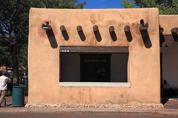 Photograph - Santa Fe Adobe by Frank Romeo