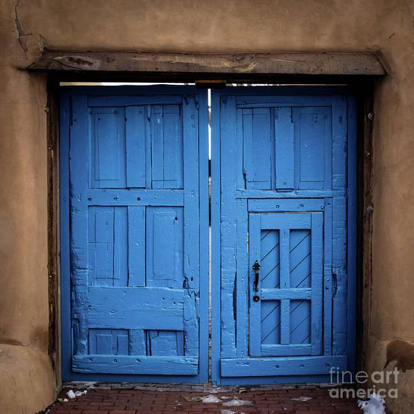 Photograph - Santa Fe Blues by Jon Burch Photography