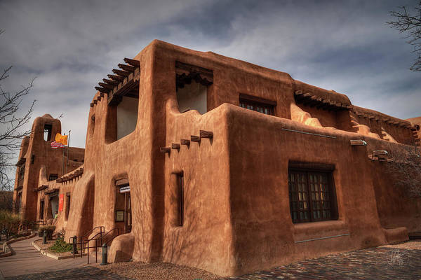 Photograph - Santa Fe - New Mexico Museum Of Art 001 by Lance Vaughn