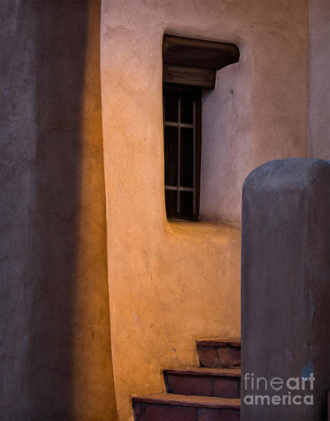 Photograph - Santa Fe Steps by Patti Schulze