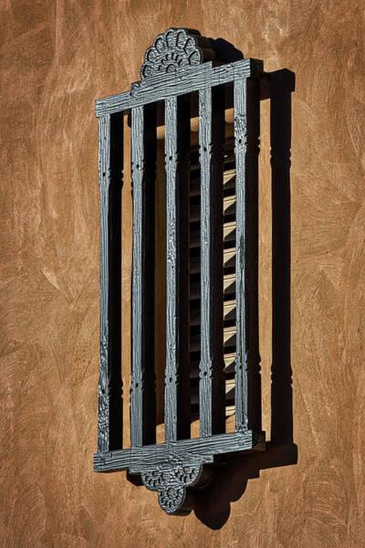 Photograph - Santa Fe Window And Shutter by Stuart Litoff