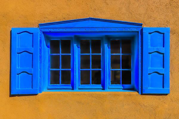 Photograph - Santa Fe Window by Garry Gay