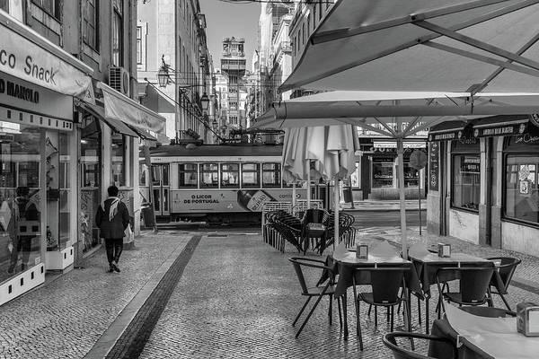 Photograph - Santa Justa Lisboa by Georgia Fowler