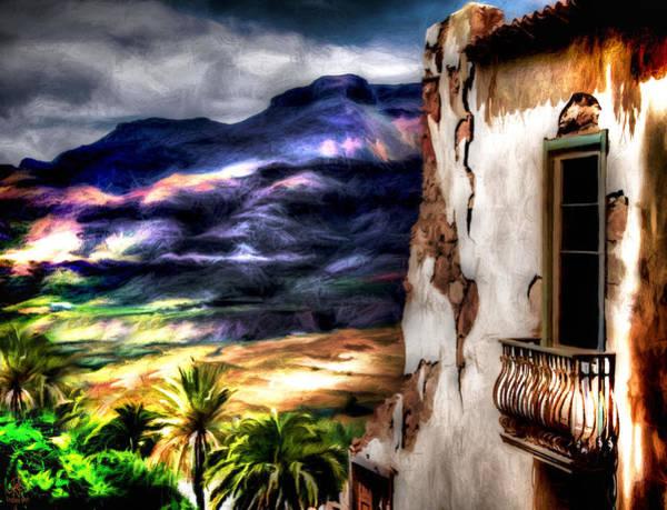 Photograph - Santa Lucia De Tirajana by Pennie McCracken