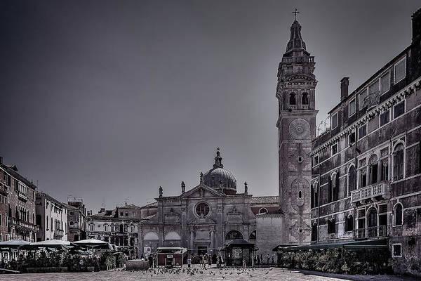 Photograph - Santa Maria Formosa by Roberto Pagani