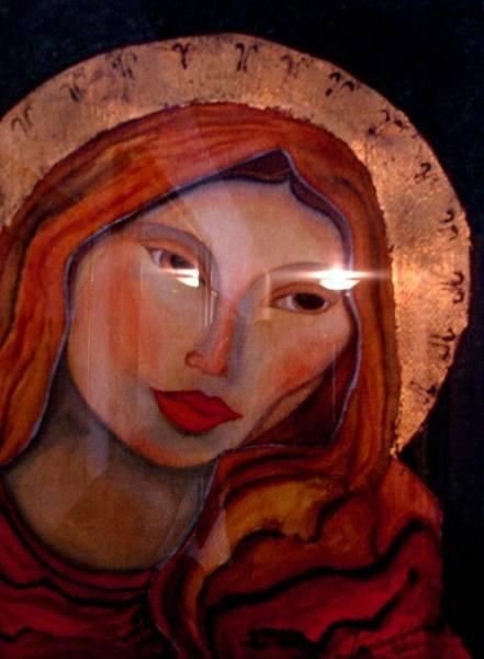 Painting - Santa Marta 2 by Teodoro De La Santa