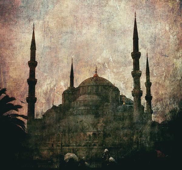 Photograph - Santa Sofia - Istanbul by Vittorio Chiampan