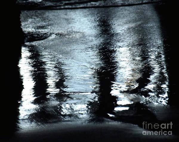 Photograph - Santamonicareflection by Mary Kobet
