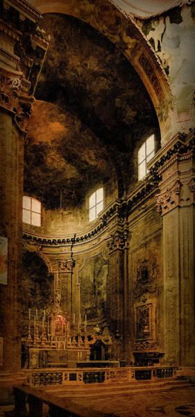 Photograph - Bologna, Italy - Santi Bartolomeo E Gaetano by Mark Forte