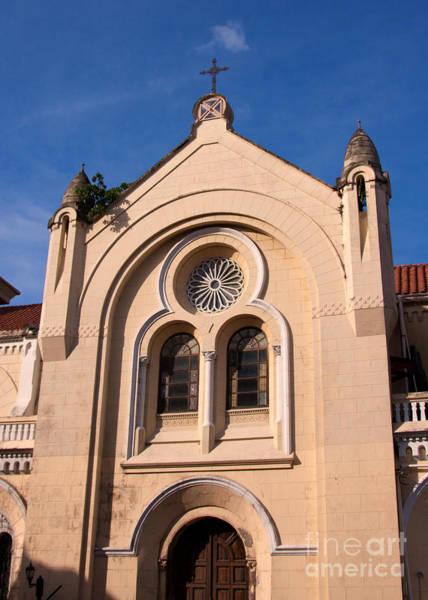 Photograph - Santo Domingo Cathedral, Casco Viejo, Panama by Tatiana Travelways