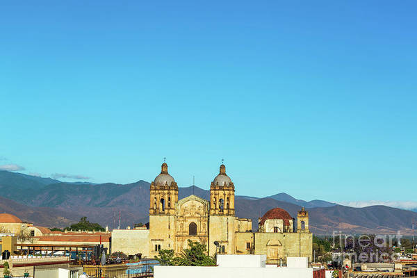 Wall Art - Photograph - Santo Domingo Church And Hills by Jess Kraft