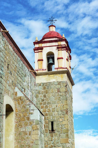 Wall Art - Photograph - Santo Domingo Church Spire by Jess Kraft