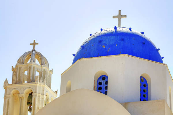Greece Photograph - Santorini by Joana Kruse