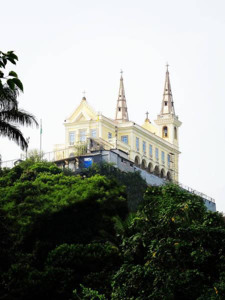 Photograph - Santuario Da Penha by Zinvolle Art