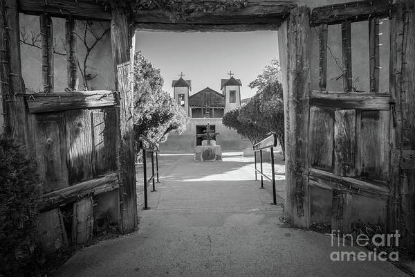 Wall Art - Photograph - Santuario De Chimayo by Inge Johnsson