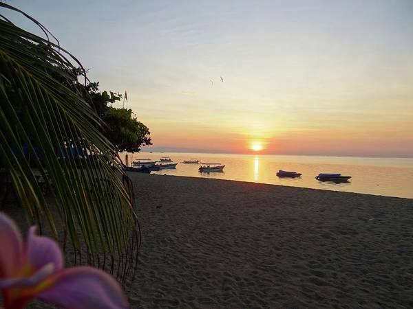 Photograph - Sanur Sunrise by Exploramum Exploramum