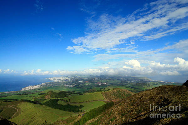 Acores Photograph - Sao Miguel Island by Gaspar Avila