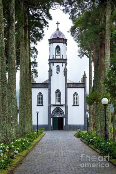 Photograph - Sao Nicolau Church by Brian Jannsen