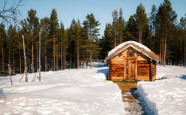 Photograph - Sapmi Park Karasjok Finnmark Norway by Adam Rainoff