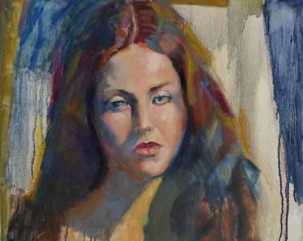 Painting - Sarah by Irena Jablonski