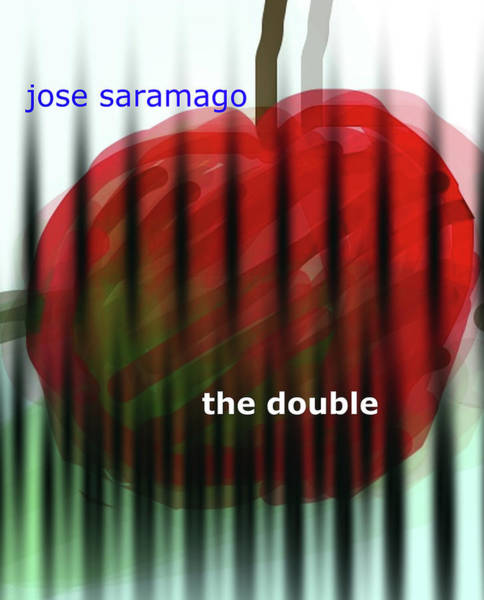 Drawing - Saramago Double Poster  by Paul Sutcliffe