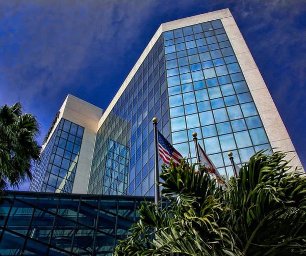 Photograph - Sarasota Architecture by Richard Goldman