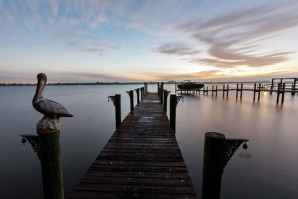 Photograph - Sarasota Bay Sunrise by Paul Schultz