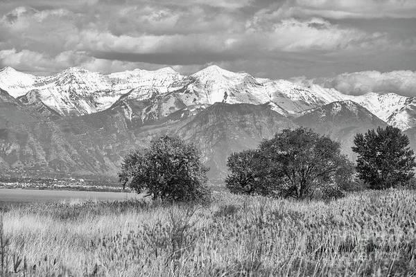 Photograph - Saratoga Springs Utah by David Millenheft