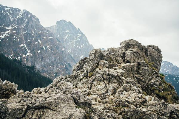 High Tatras Wall Art - Photograph - Sarnia Skala by Pati Photography