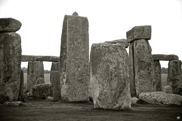 Photograph - Sarsen Stones by John Meader