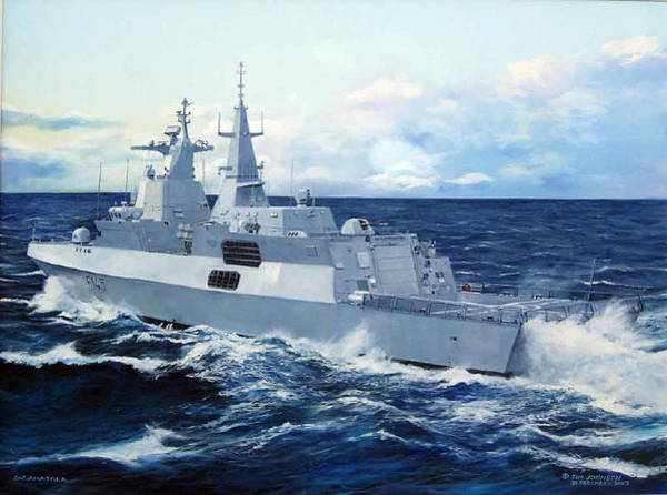Painting - Sas Amatola by Tim Johnson