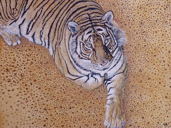 Roderick Painting - Sasha by Tom Roderick
