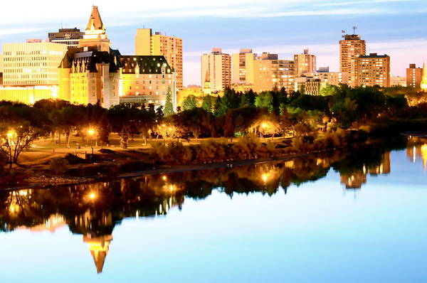 Wall Art - Photograph - Saskatoon  by Cristina Sofineti