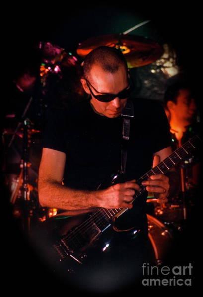 Joe Satriani Photograph - Satch Boogie 90' by Matthew Heller