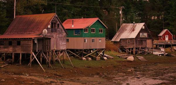 Photograph - Satellite Village by Helen Carson