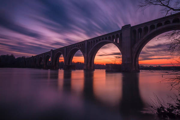 Richmond Bridge Wall Art - Photograph - Saturday At The A-line by Chris Marcussen
