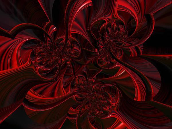 Digital Art - Saturday Night Underwater by Jeff Iverson