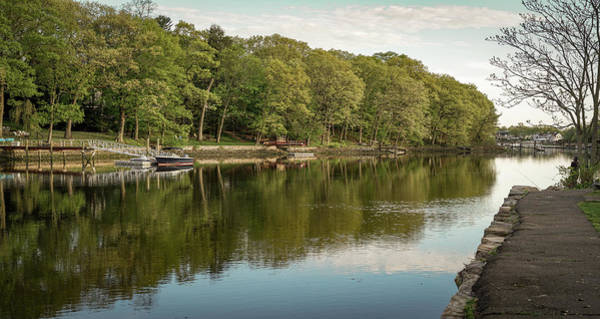 Photograph - Saugatuck River - Westport By Mike-hope by Michael Hope
