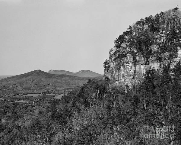 Photograph - Sauratown Range by Patrick M Lynch