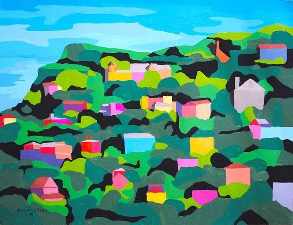 Sausalito Painting - Sausalito by Paul Larson