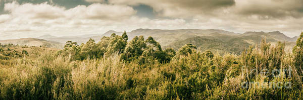 Photograph - Savage River Lookout, Tarkine, Tasmania by Jorgo Photography - Wall Art Gallery