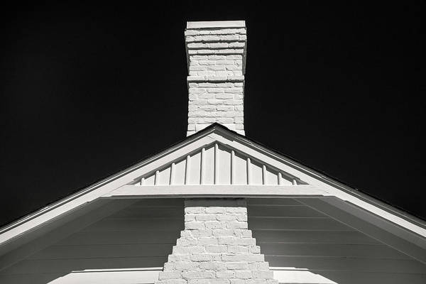 Don Johnson Photograph - Savannah Chimney by Don Johnson