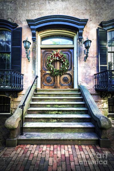Photograph - Savannah House 5 by Anthony Baatz