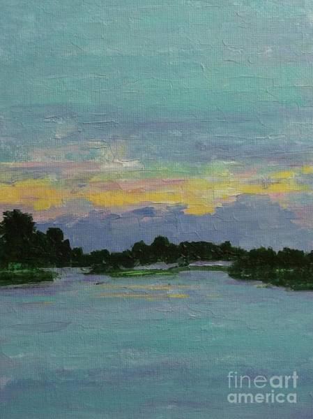 Painting - Savannah Sunrise by Gail Kent