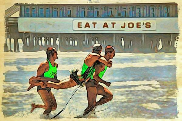 Photograph - Save A Fellow The Eat At Joe's by Alice Gipson