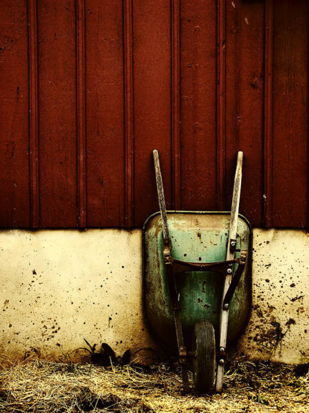Old Barns Wall Art - Photograph - Saving Daylight by Dana DiPasquale