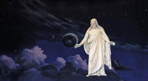 Savior Of The World Art Print by Rich Stedman