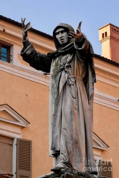 Photograph - Savonarola by Marina Usmanskaya