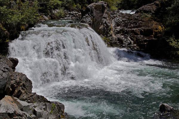Photograph - Sawmill Falls by Todd Kreuter