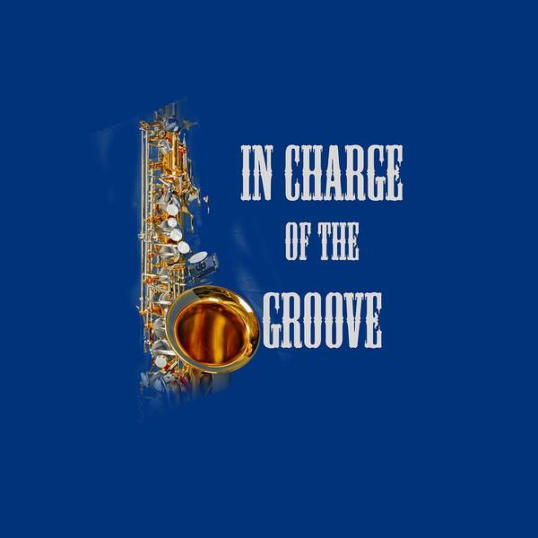 The Mac Wall Art - Photograph - Saxophones In Charge Of The Groove 5531.02 by M K Miller